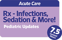 Acute Care: Rx and More