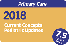 Primary Care: 2018 Current Concepts