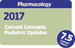 Pharmacology: 2017 Current Concepts