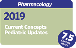 Pharmacology: 2019 Current Concepts